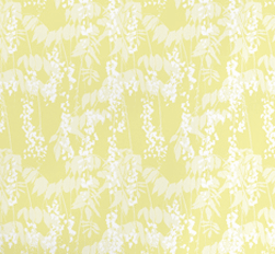 yellow and white wallpaper