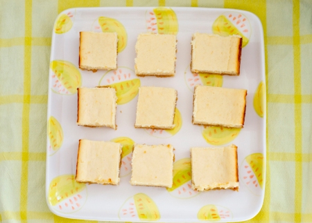 Creamy Gluten Free Lemon Slice Recipe