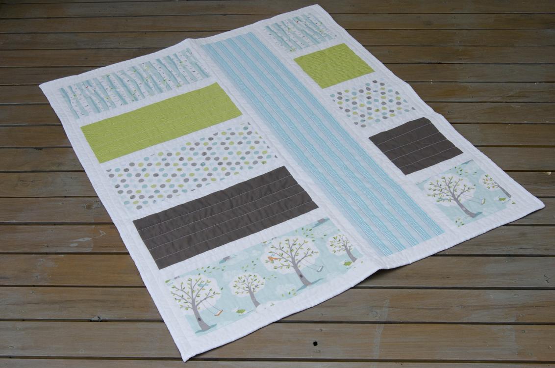 Modern Baby Quilt Patterns Free : modern baby quilt sweet